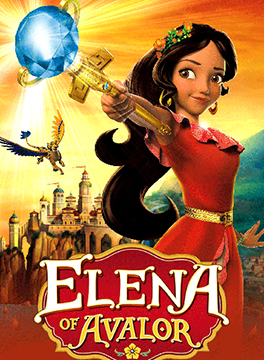 Elena of Avalor. Sister of Invention
