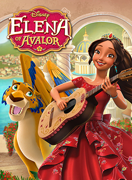 Elena of Avalor. To Save a Sunbird